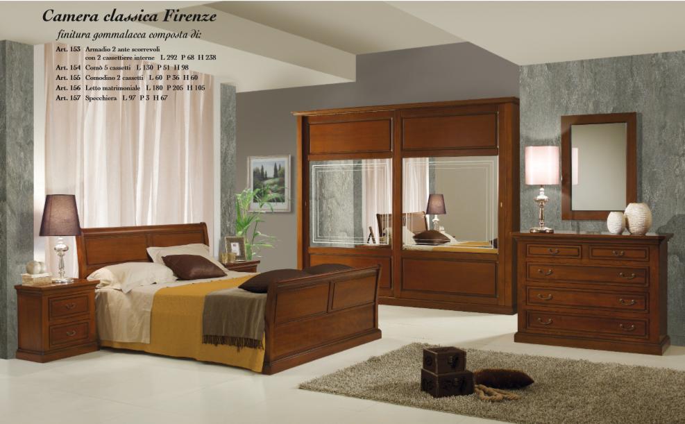 Camera classica firenze f p mobili s r l fabbrica for Fabbrica mobili